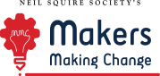 Logo of Neil Squire Society's Makers Making Change.